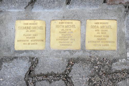 Sigmund, Ruth, Rosa Michel
