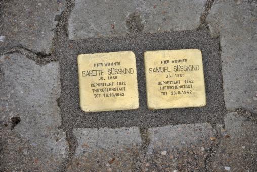 Beate und Samuel Suesskind